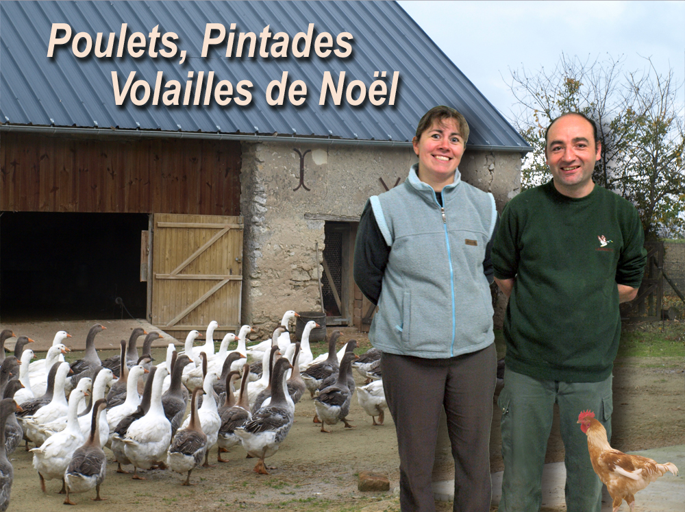 Nathalie et Jean Louis BARRAULT