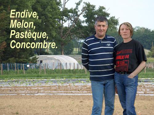 Patricia et Pascal RICHARD